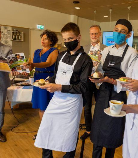 Zeeuws kinderkookboek gepresenteerd: 'Hun gerechten zijn speelser en hebben wat meer lef'