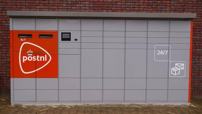 'Pakketje trekken' uit de muur: het kan vanaf nu in Hengelo
