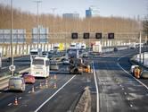 Forse files en rijstroken dicht in Oost-Nederland, spoedreparaties op A28, A50 en A1 door gaten in de weg