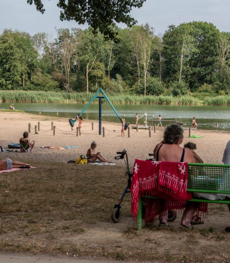 Negatief zwemadvies voor Wylerbergmeer; Bisonbaai, Mookerplas, Groene Heuvels en Berendonck wél in orde