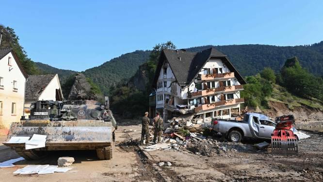 Dodentol in Duitsland door watersnood loopt op tot 180