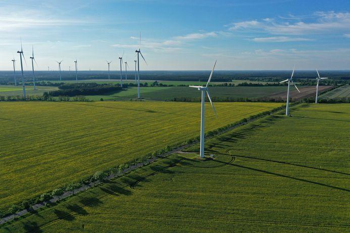 Omwonenden moeten meeprofiteren van windenergie, vinden partijen in de provincie.