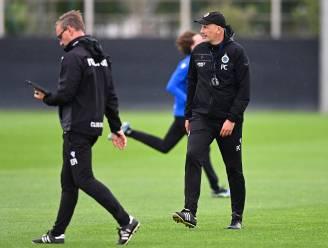 """Twee keer op rij kampioen en dus leggen Philippe Clement en Club Brugge de lat nóg hoger: """"Willen beter doen in Europa"""""""