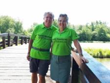 Wil (78) en Cor (74) lopen de Alternatieve Vierdaagse: 'Die zware bos gladiolen zal ik niet missen'