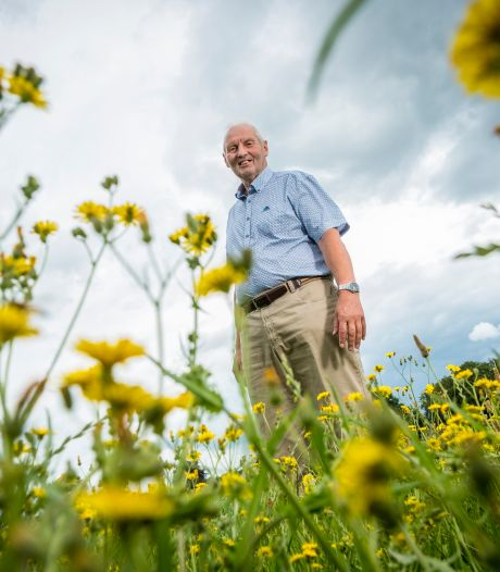 Nestor Beert van Loo (68) verlaat na 18 jaar de raad van Elburg: 'Ik heb wel wat eelt gekweekt'