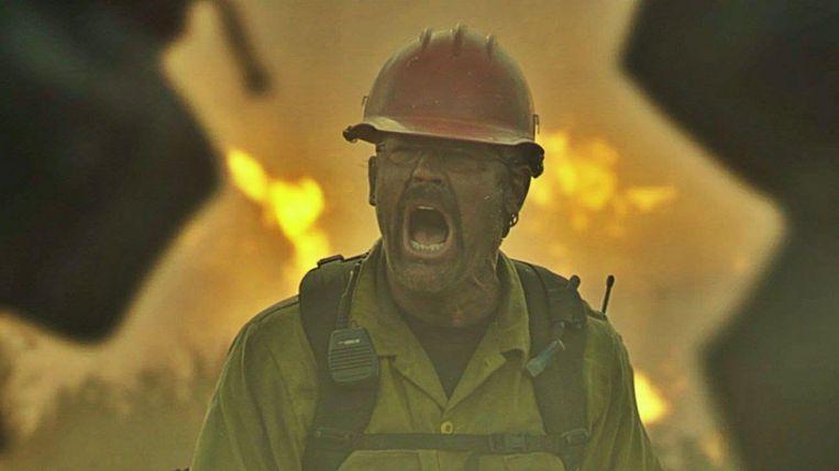 Josh Brolin in Only the Brave van Joseph Kosinski. Beeld