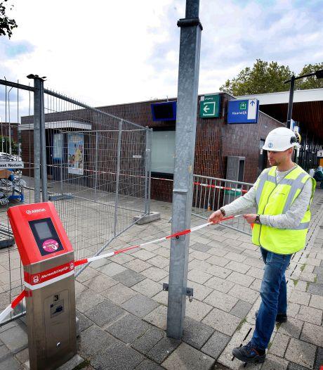 De bouw van de nieuwe reizigerstunnel in Gorinchem is gestart