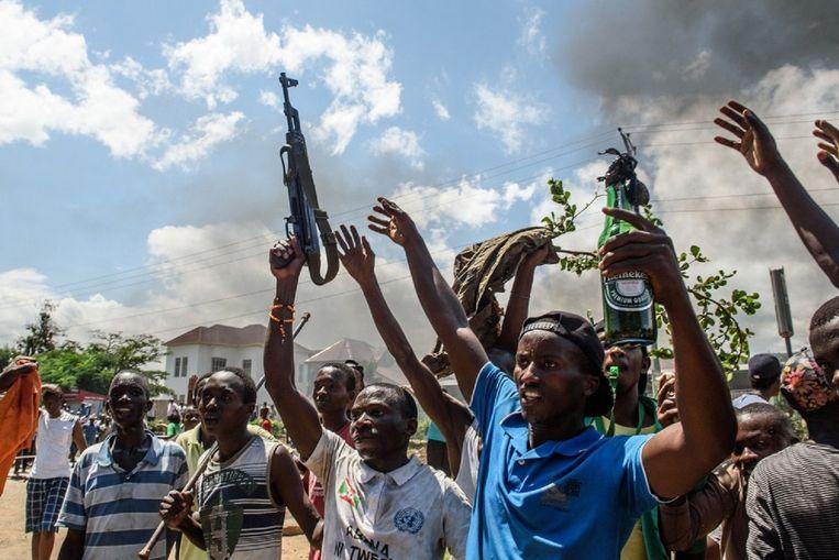 Beeld Jennifer Huxta/ AFP