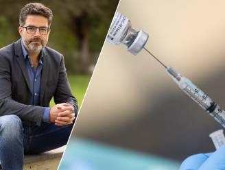 """Van Gucht: """"Vaccins blijven goed beschermen tegen ziekenhuisopname, na verloop van tijd minder goed tegen besmetting: uitbreiding boosterprik ligt op tafel"""""""