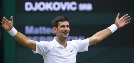"""Novak Djokovic: """"Je suis le meilleur"""""""