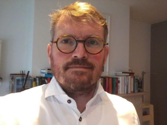 Huisarts Wouter Van den Abeele is ook coördinerend en raadgevend arts bij woon- en zorgcentrum Zilverbos.