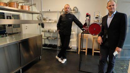"""Salons Van Dijck opent pop-up restaurant: """"Gerenoveerde zaal niet alten leegstaan"""""""
