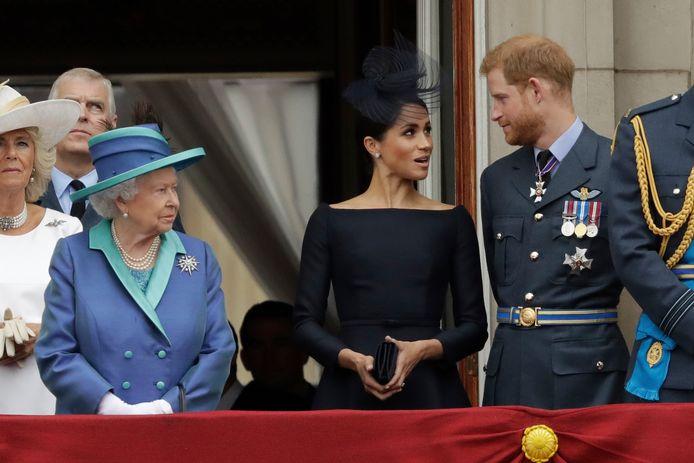 Harry en Meghan komen met de ultieme uithaal naar het koningshuis.