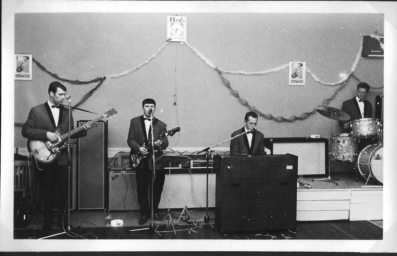 De Four Tak in 1968