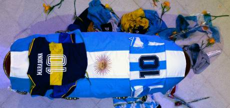 Diego Maradona enterré ce jeudi, au lendemain de sa mort