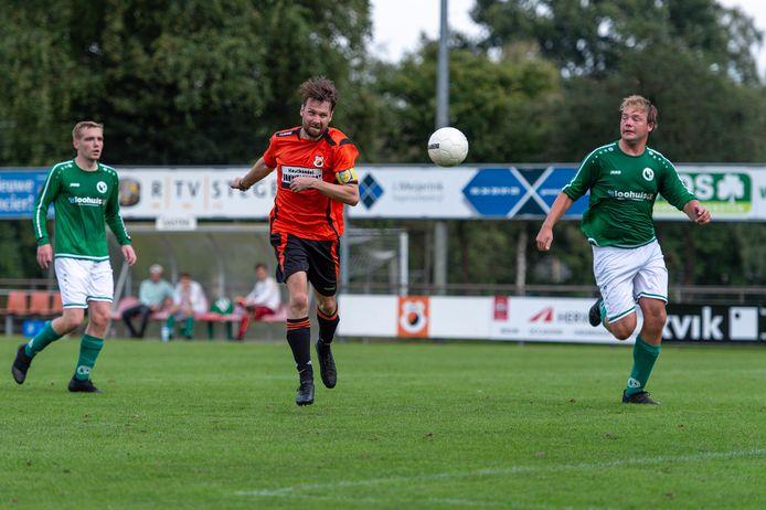 ZVV'56 won met 3-2 van Heeten en de ploeg kan daardoor nog verder bekeren als het de inhaalwedstrijd tegen Turkse Kracht wint.