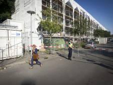 Niet alle bewoners Utrechtse asbestwoningen vertrokken