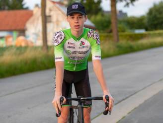 """Leander Van Hautegem opgetogen na Valromey: """"Derde in vierde rit én zesde in het eindklassement"""""""