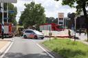 Een motorrijder kwam in augustus 2017 om het leven op deze kruising in De Lutte, nadat hij in botsing was gekomen met een auto.