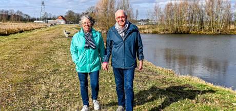 Wandelaars willen voetgangersbrug over Koepelbaan terug op de politieke agenda