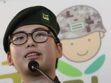 Woede in Zuid-Korea na zelfdoding ontslagen transgender soldaat