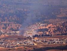 Tirs de roquettes du Liban vers Israël, représailles israéliennes