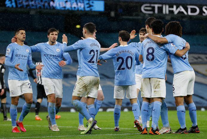 Manchester City kwam maandag niet in actie door te veel coronabesmettingen.