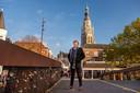 BREDA - Als stedenbouwkundige drukte Hans Thoolen 31 jaar zijn stempel op het uiterlijk van Breda.