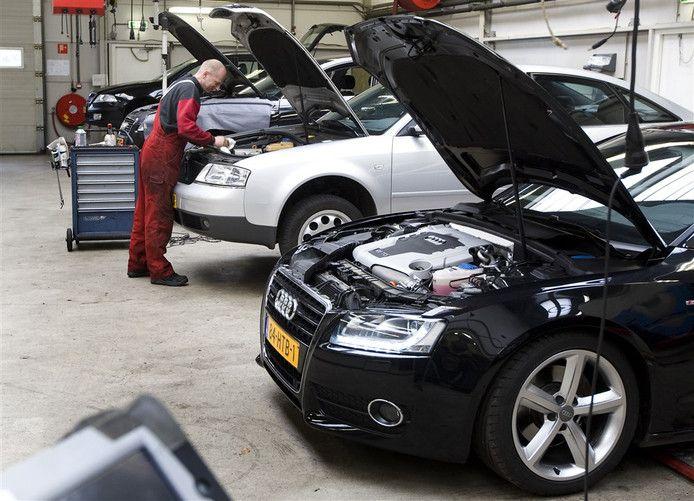 De prijzen van autoreparaties lopen in Nederland sterk uiteen
