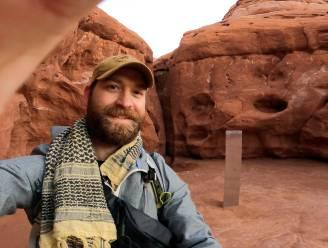 Avonturiers wagen zich aan zoektocht naar mysterieuze monoliet in afgelegen terrein