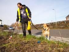 Al wandelend kleurt Eindhoven in de app van bruin naar groen