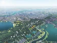 'Overkap of ondertunnel de A20 en bouw een groen stadsdeel met duizenden woningen bovenop'