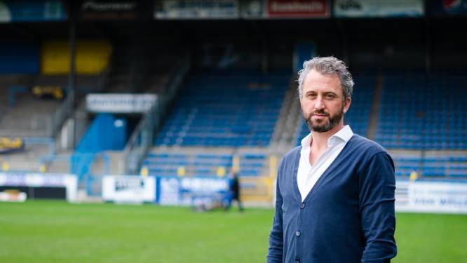 """Technisch Directeur Roger Stilz is een maand aan de slag bij Waasland-Beveren: """"Ik ga de club drastisch professionaliseren"""""""
