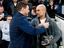 Ajax speelt in halve finales eerst uit bij City of Spurs