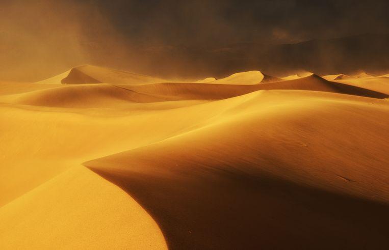 In 'De nieuwe wildernis' moeten de hoofdpersonen zo min mogelijk sporen achterlaten. Beeld Getty Images