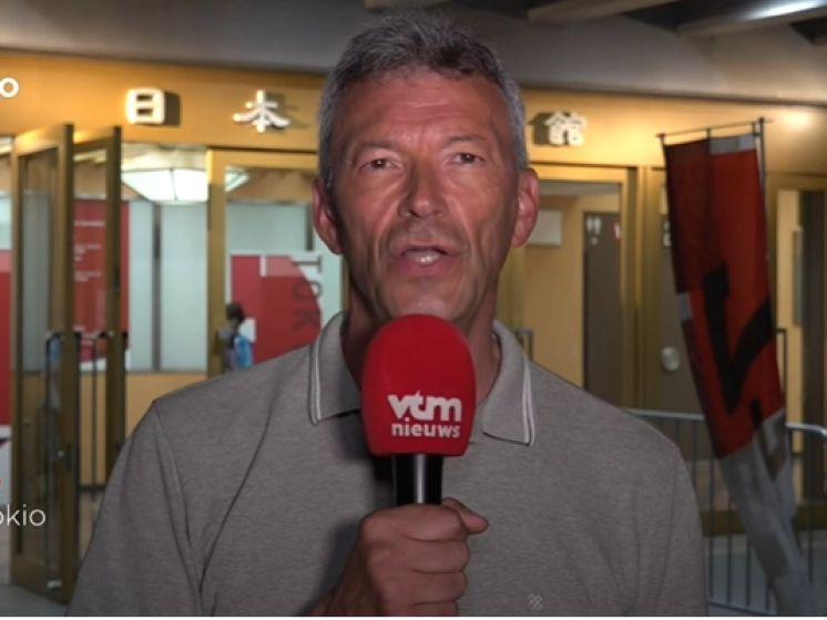 """Jan Dewyngaert over Van Snick: """"Laatste kans op medaille? Niet zo zeker van"""""""