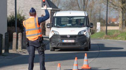 Meer dan helft van auto's rijdt te snel door Ten Edestraat in Gavere