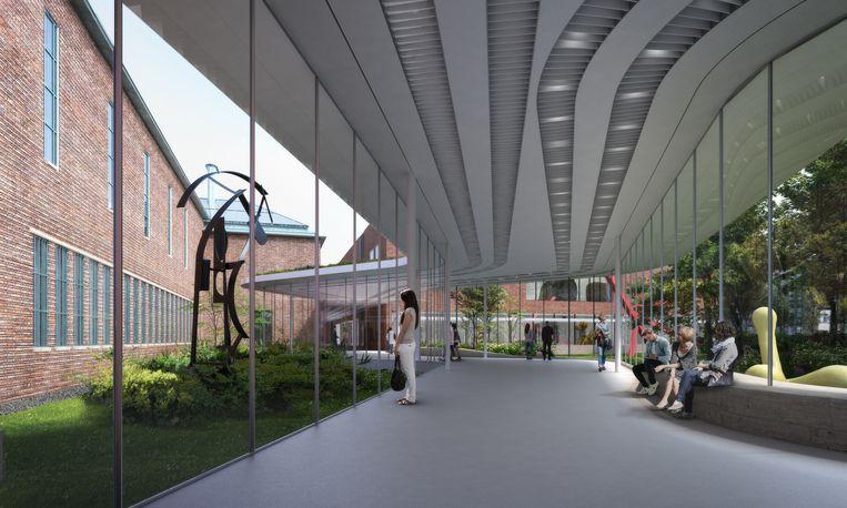 null Beeld Mecanoo architecten, Museum Boijmans van Beuningen