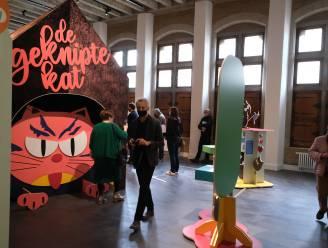 'De Geknipte Kat': Museumjongeren maken tentoonstelling rond zwerfkattenprobleem