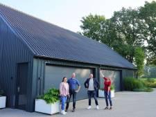 Hoveniersdak Haarle levert stroom aan het dorp