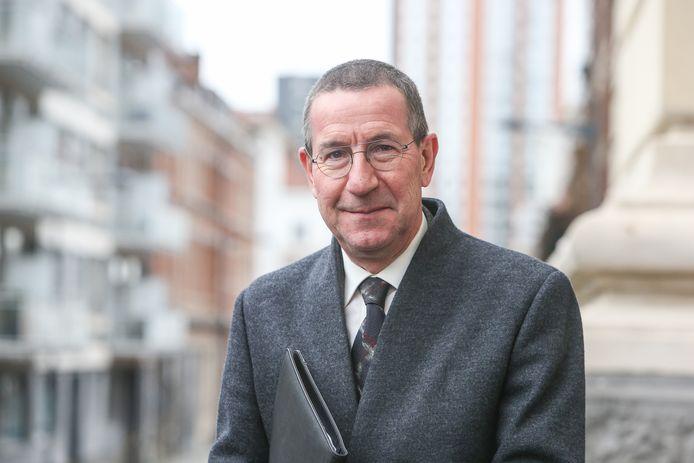 Toxicoloog Jan Tytgat.