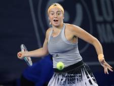 Ostapenko pakt WTA-titel in Luxemburg met zege op Görges