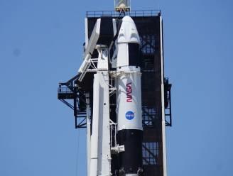 Vier astronauten vertrokken met SpaceX naar internationaal ruimtestation