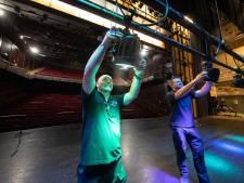 Geen reorganisaties of gedwongen ontslagen bij theaters in de regio