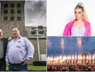Twee keer vuurwerk tijdens Stadsfestival Harelbeke: één keer van artiest Camille, en één keer om het nieuwe Marktplein te openen