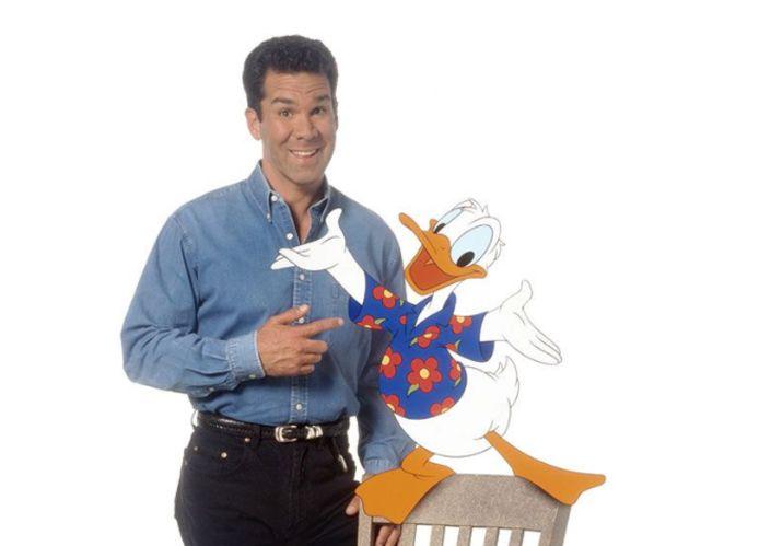 Tony Anselmo is Donald Duck.