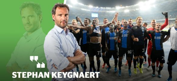 Onze chef voetbal over Club Brugge