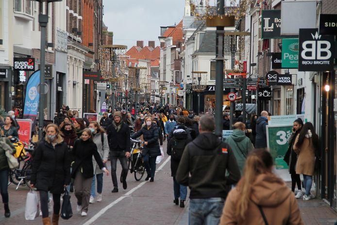 De binnenstad: Steeds meer van een place to buy naar een place to be.