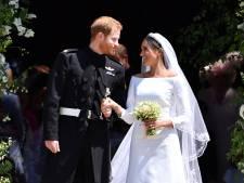 Meghan et Harry dévoilent une anecdote inédite sur leur mariage