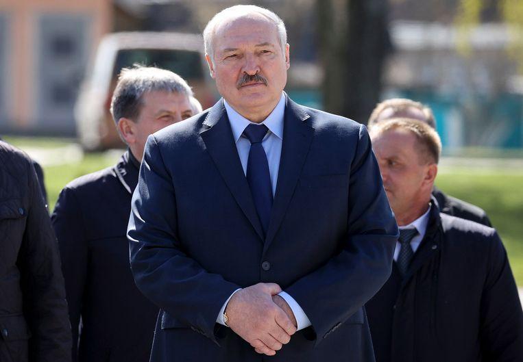Aleksandr Loekasjenko. Beeld AP